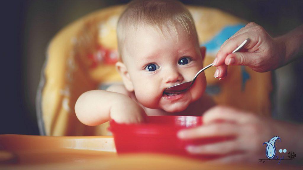 بهترین غذاهای کمکی کودک ۰ تا ۱۰ ماهگی