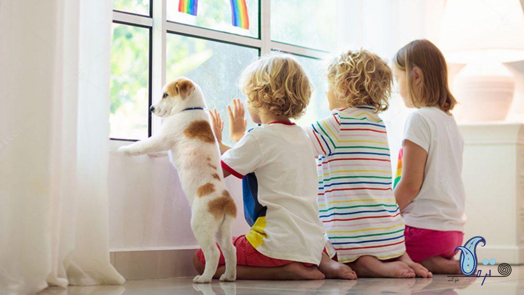 محافظت از کودکان در برابر کرونا