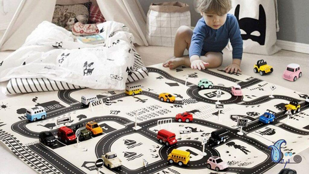 فرشهای بازی