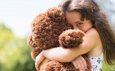 خجالت و کمرویی کودکان