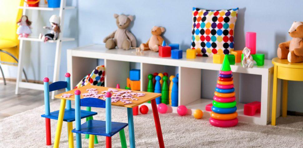 چگونه اتاق کودک را مرتب کنیم؟