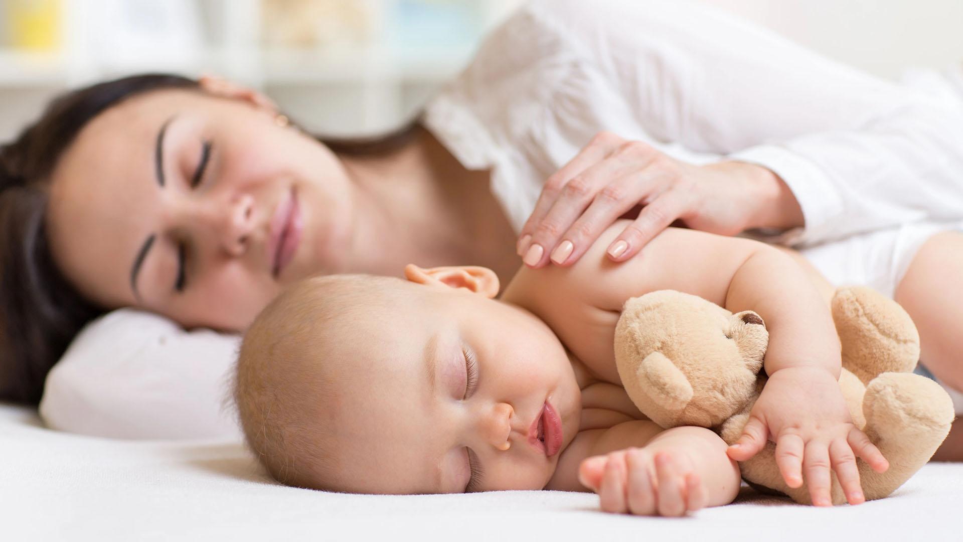جدا خوابیدن کودک