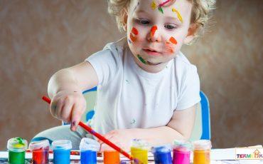 نقاشی و حال درون کودکان