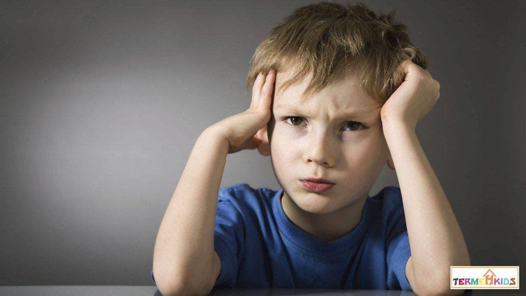 چگونه متوجه رفتارهای خشن کودک عصبانی خود شویم؟