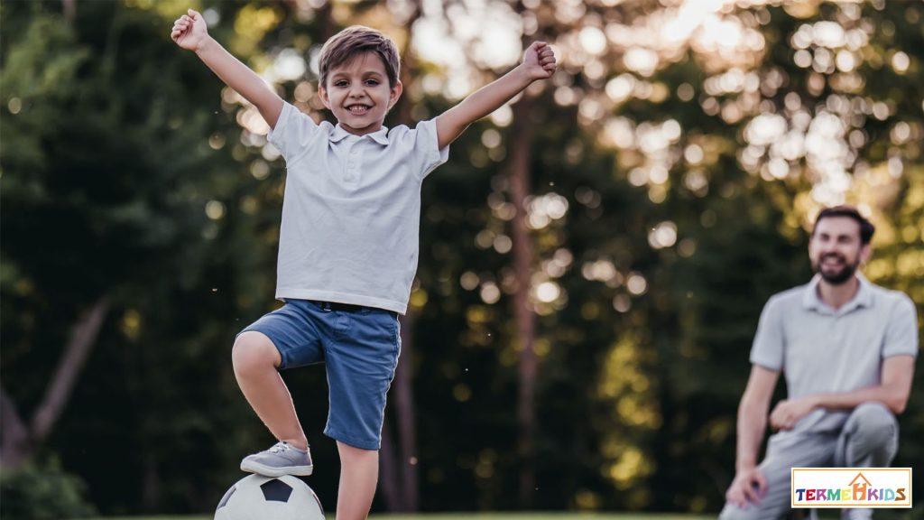 تاثیر فعالیتهای بدنی در کودکان و نقش مستقیم آن در سلامت کودک