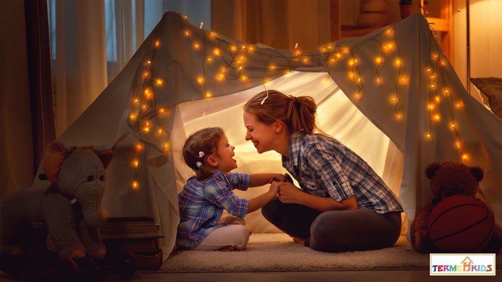 ایجاد محیطی امن برای کاهش اضطراب در کودکان