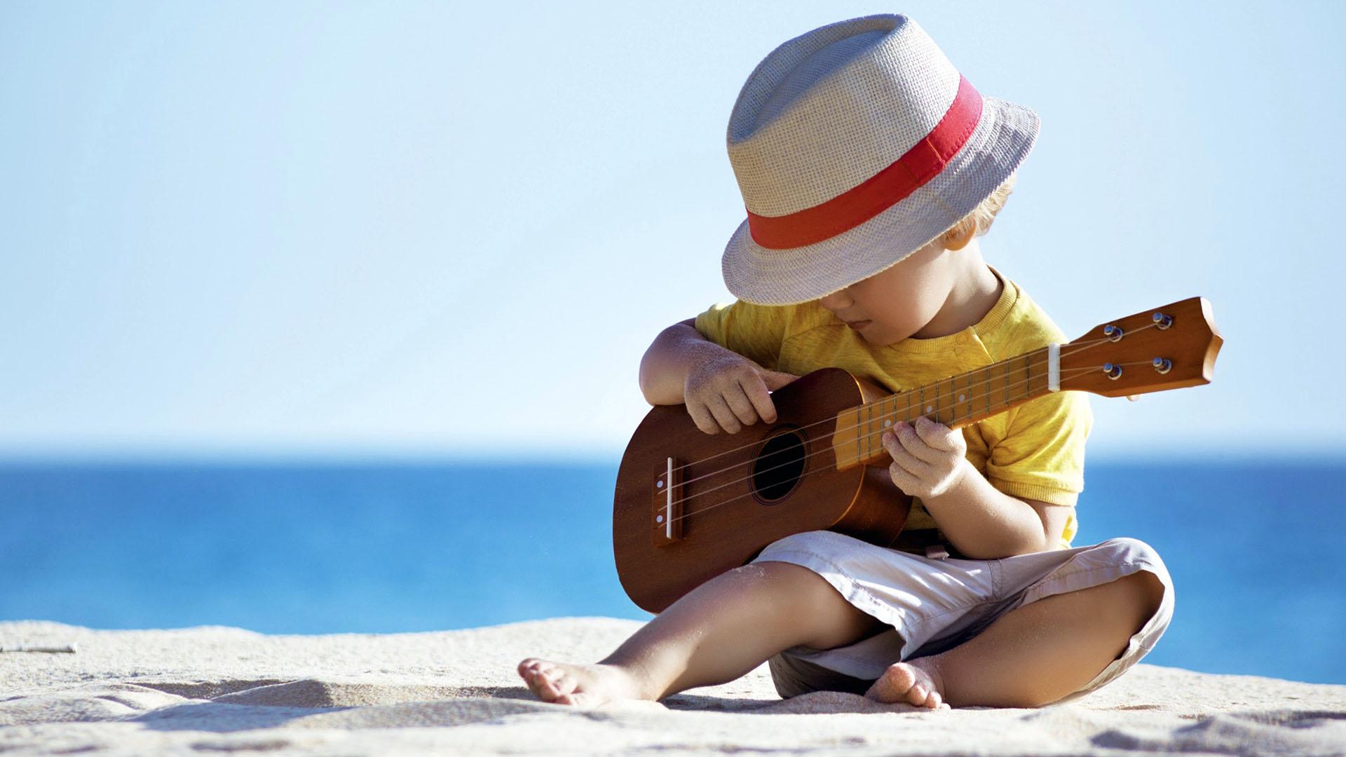 معجزه موسیقی در کودکان