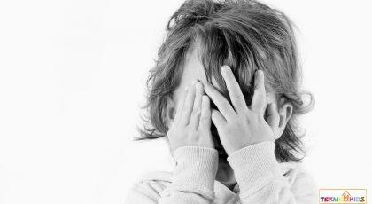 چگونه با ترس کودک خود مقابله کنیم؟