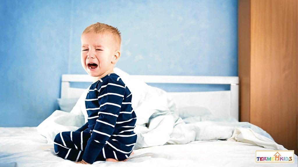 نشانههای ترس کودک خود را دنبال کنید