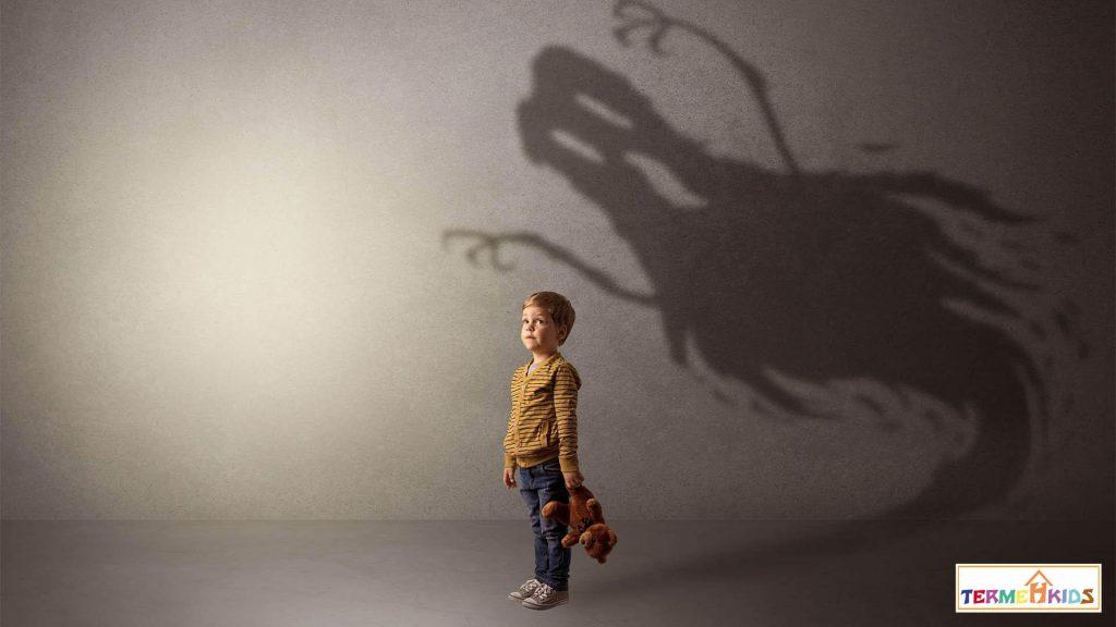 کودکان از تخیلات خود میترسند
