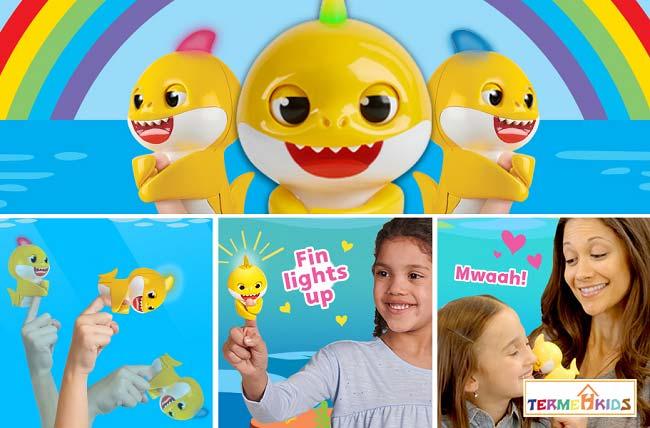 babay shark tale - محبوب ترین اسباب بازی های دخترانه سال 2020