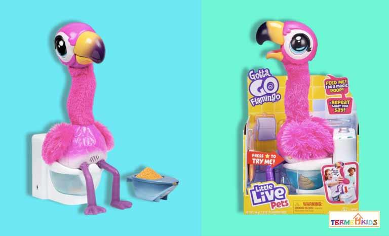 gotta go flamingo toy 2020 768x466 1 - محبوب ترین اسباب بازی های دخترانه سال 2020