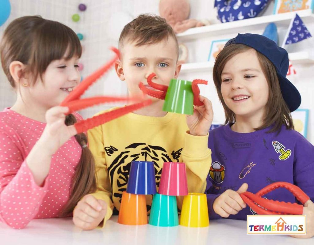 octopus party 1024x800 - محبوب ترین اسباب بازی های دخترانه سال 2020
