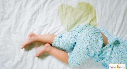 علت شب ادراری کودکان