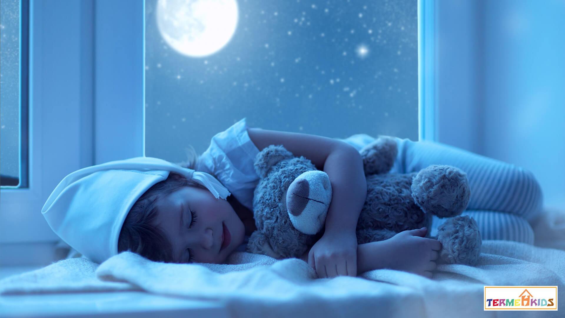 ترس از تاریکی در کودکان و درمان آن