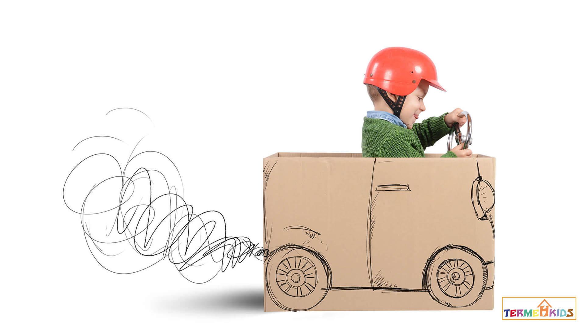 چگونه خلاقیت کودکان را افزایش دهیم؟