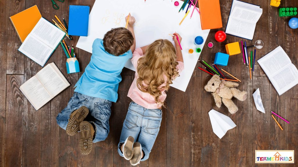 5 childrens creativity 1024x576 - چگونه خلاقیت کودکان را افزایش دهیم؟