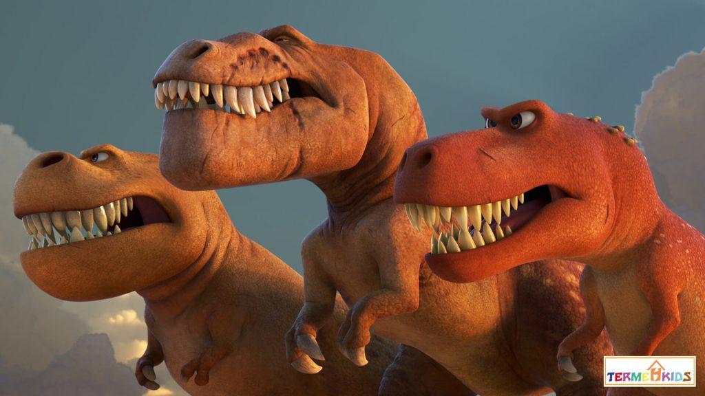 کودکان و دنیای دایناسورها