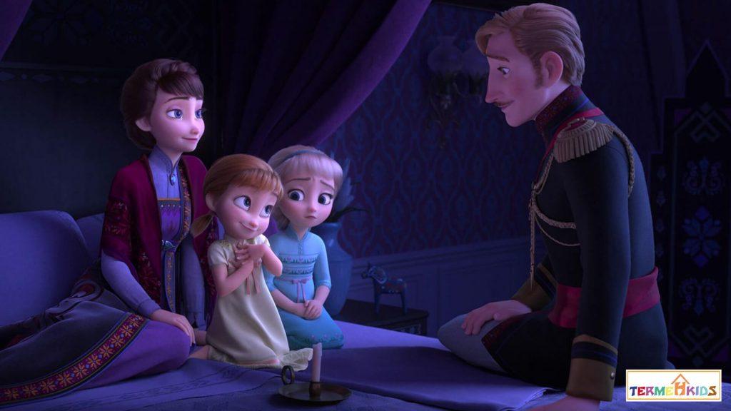 Frozen animation Termeh Kids 7 1024x576 - معرفی انیمیشن فروزن