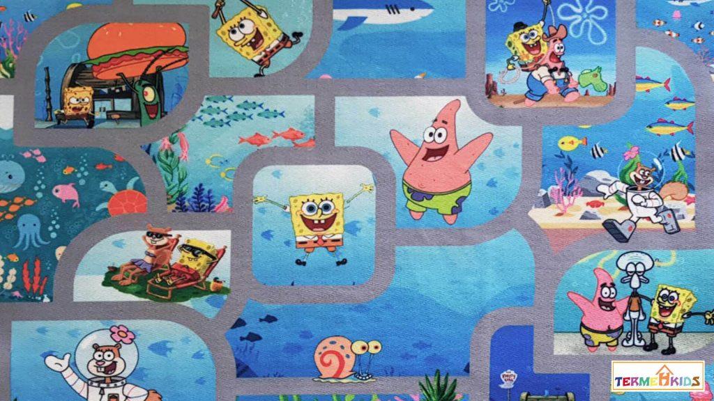 Sponge Bob animation Termeh Kids 4 1024x576 - حقایقی درمورد انیمیشن باب اسفنجی